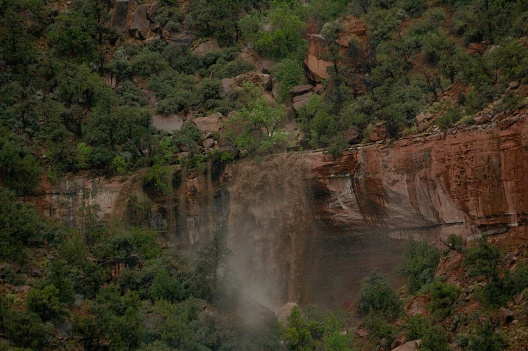 ZION FLASH FLOOD