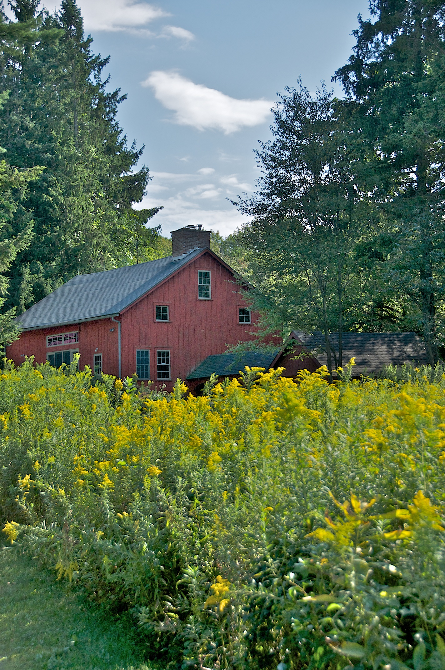 Red barns of the berkshires travels and trifles for The berkshire