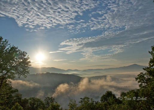 SUNRISE AT BENNETT'S RIDGE, ASHEVILLE, NC