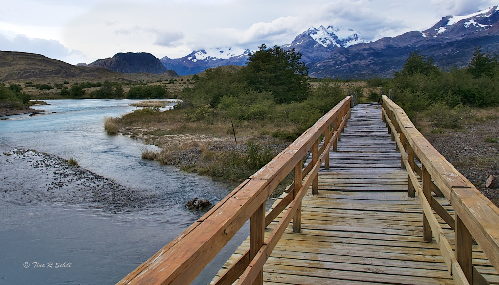 OVER THE RIVER, CHILE