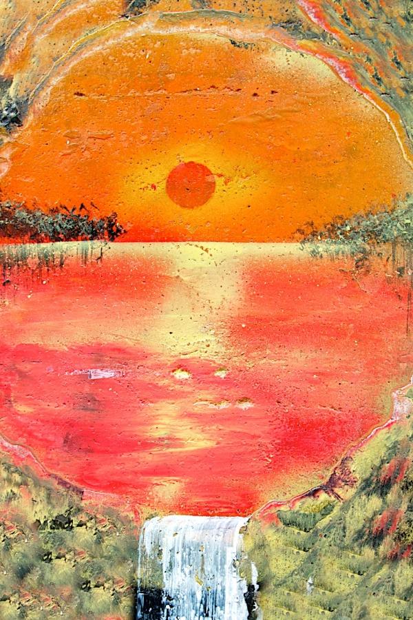 ARTIST'S SUNSET
