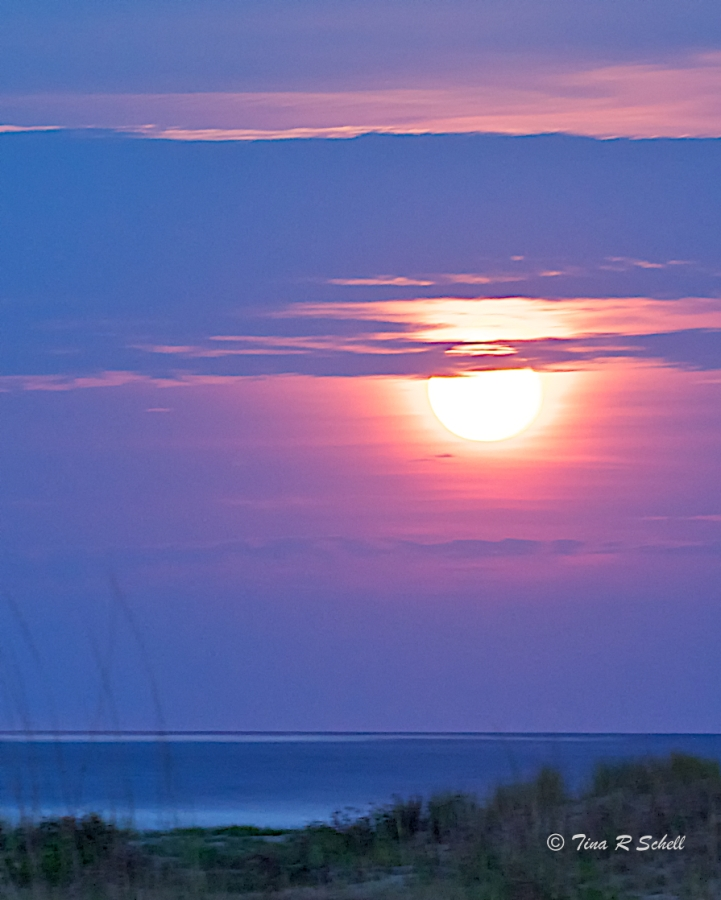 MOONRISE, KIAWAH ISLAND