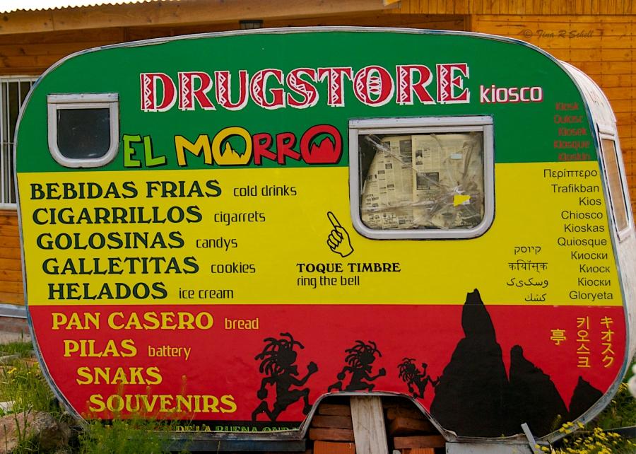 ROADSIDE DRUGS