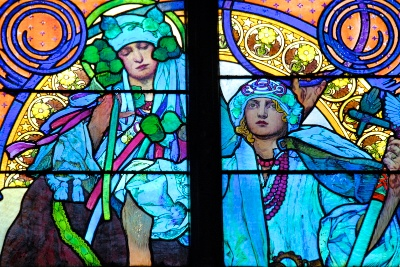 STAINED GLASS-2