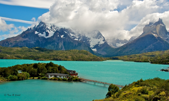 LONG ROAD TO A SMALL HOUSE, PATAGONIA