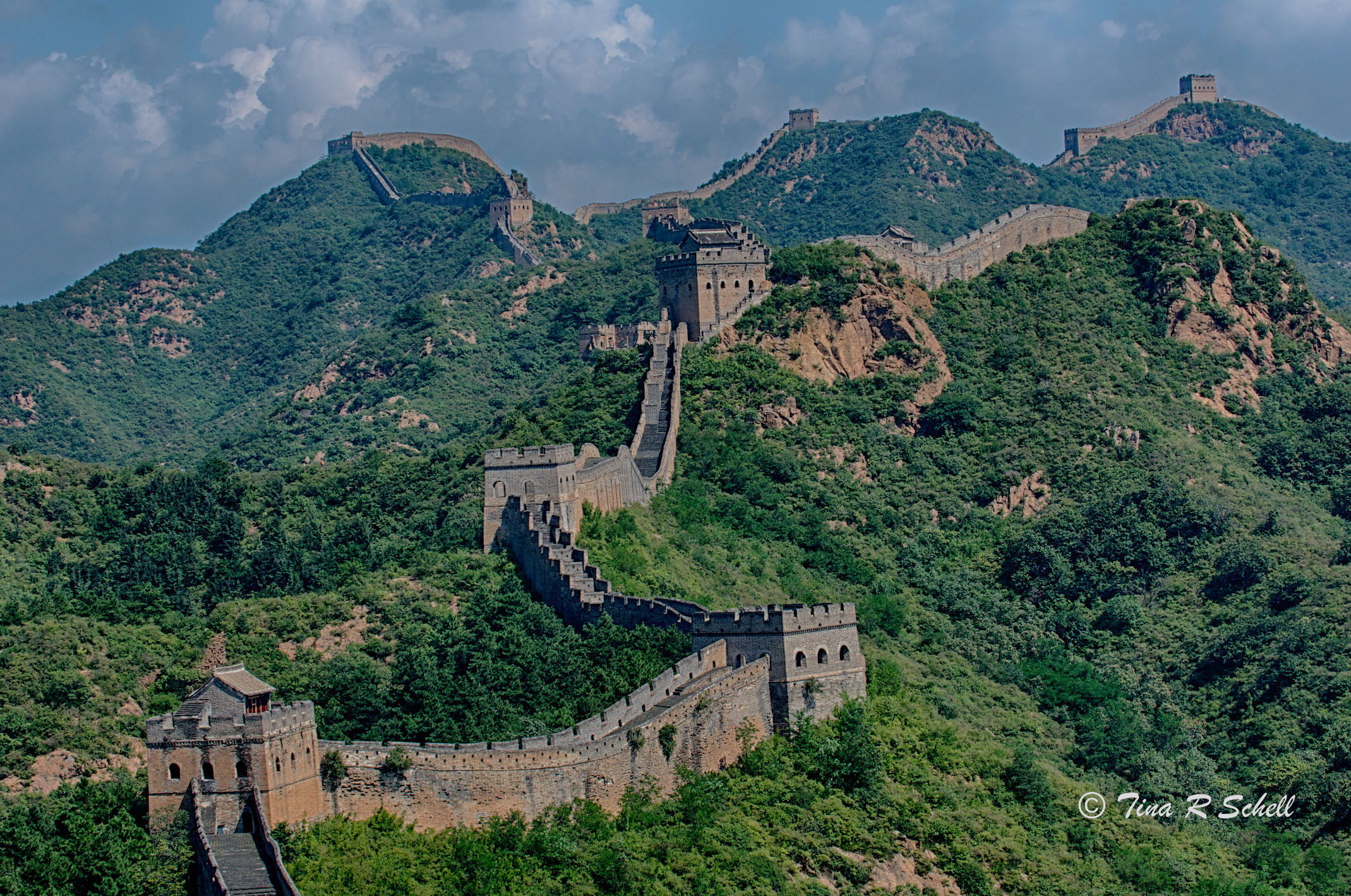 What Does Great Wall Of China Tattoo Symbolize: Weekly Photo Challenge