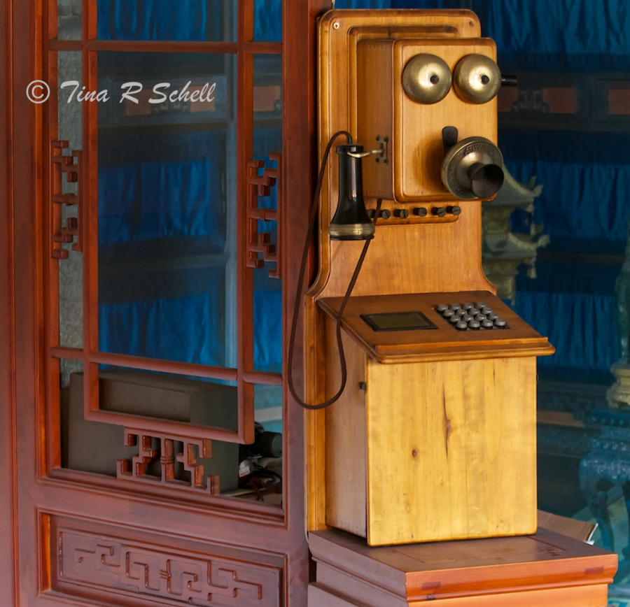 OLD TIME TALKBOX