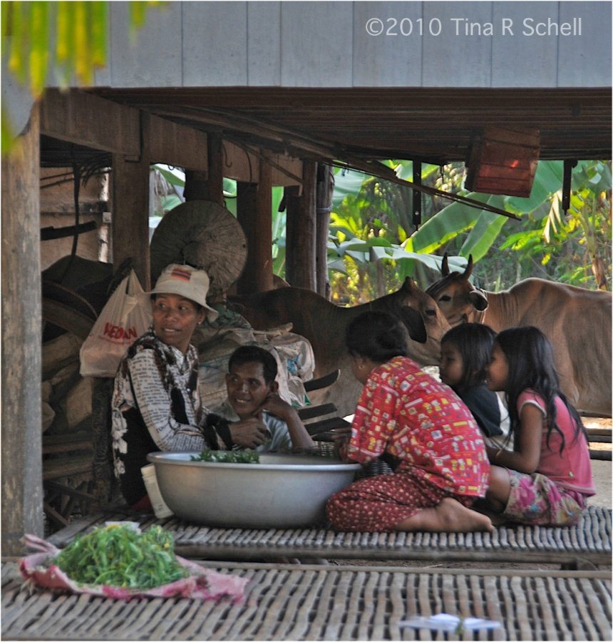 CAMBODIAN KITCHEN