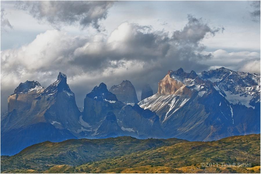 TORRES DEL PAINE, CHILEANPATAGONIA