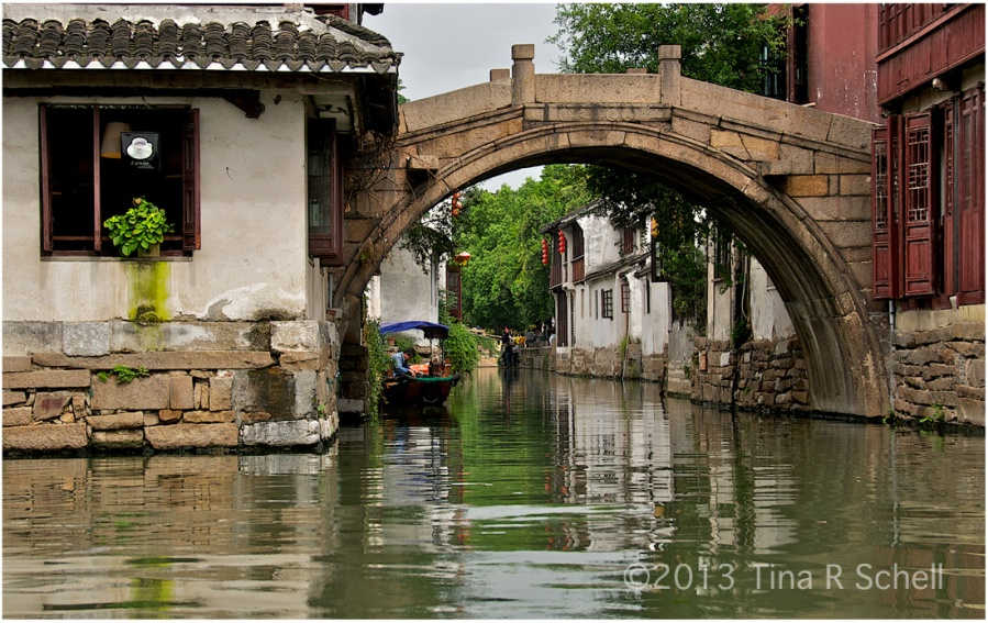 PEACEFUL ZHOUZHUANG