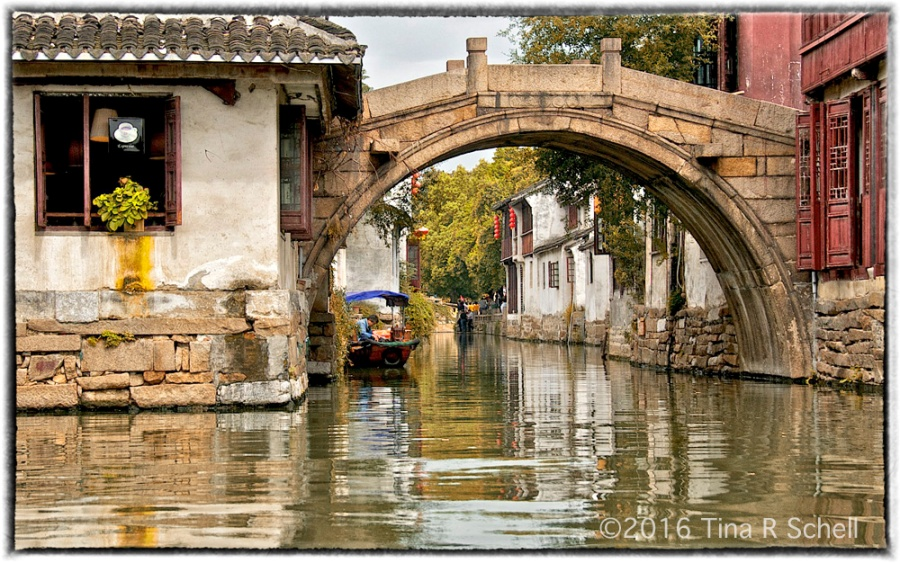 BRIDGE OF ZHOUZHUANG