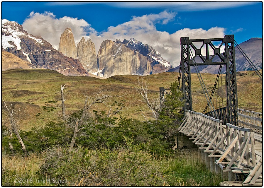 BRIDGE TO BEAUTY, SOUTH AMERICA