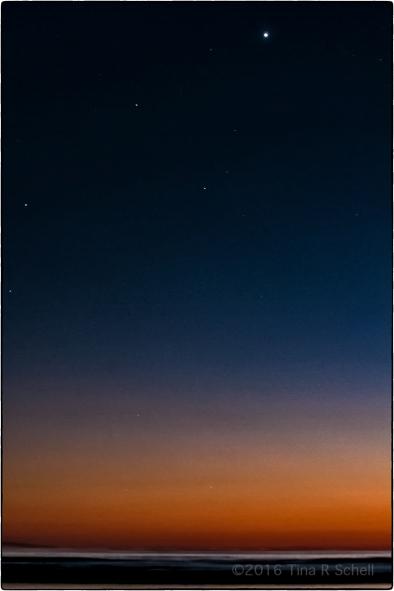 NIGHT SKY, KIAWAH