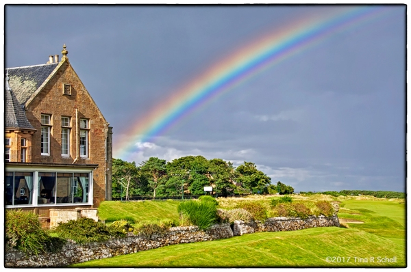 RAINBOW OVER SCOTLAND