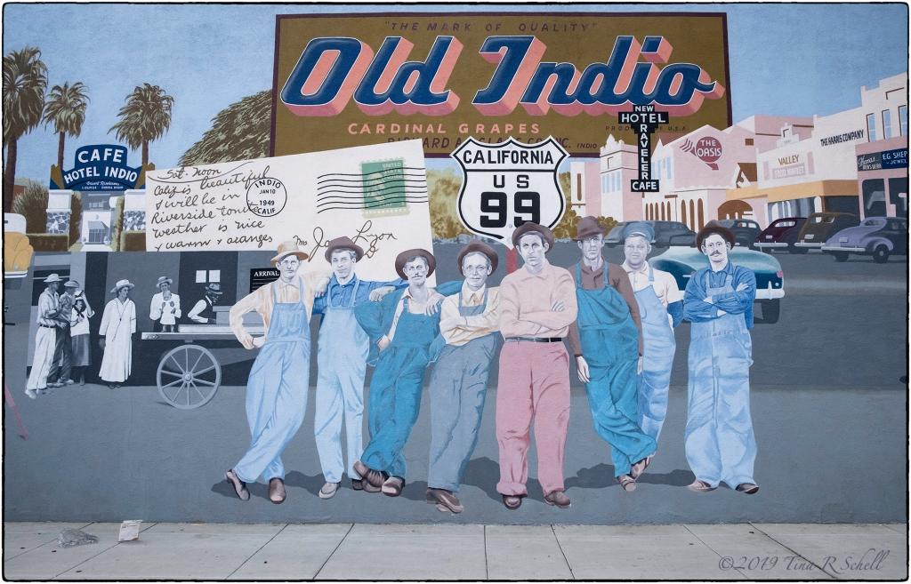 street art, indio