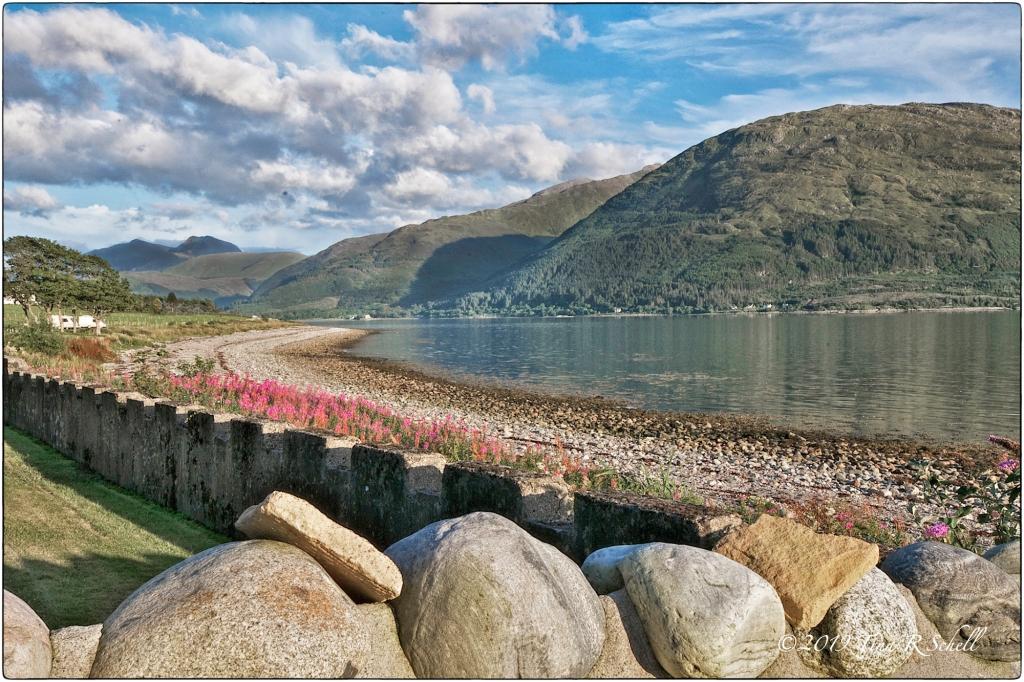 Scotland vista