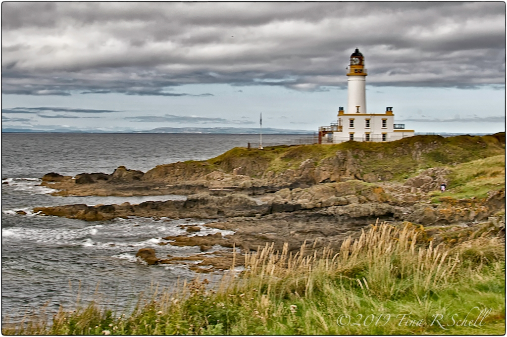 LIGHTHOUSE, SCOTLAND