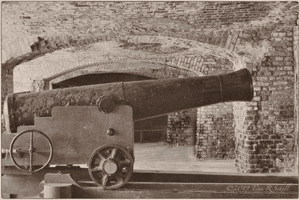 BIG GUN, Fort Sumter