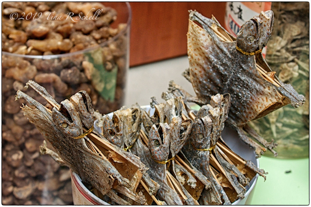 Dried Bats - Hong Kong Apothecary