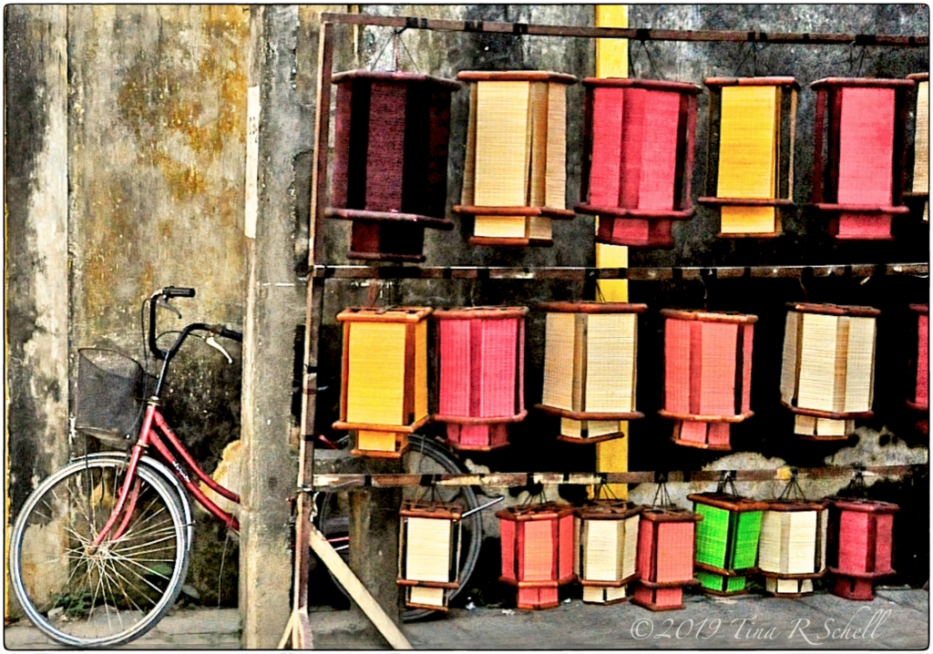 LANTERNS, bicycle