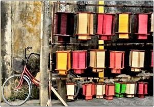 LANTERNS, bicycle