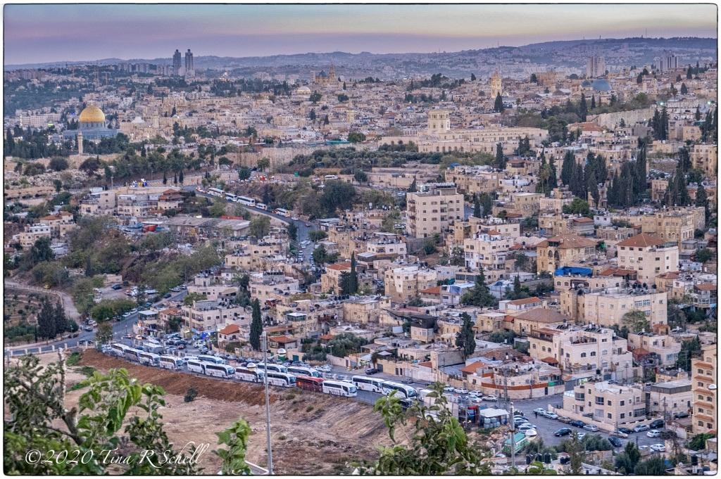 JERUSALEM-FIRST VIEW