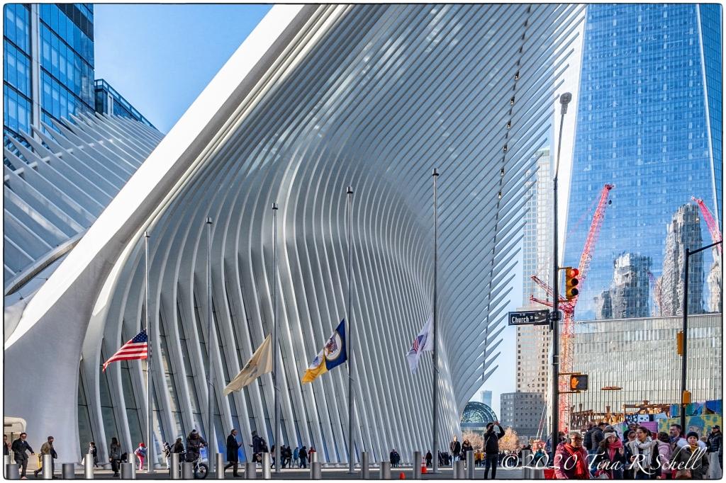 Calatrava, Oculus, NYC