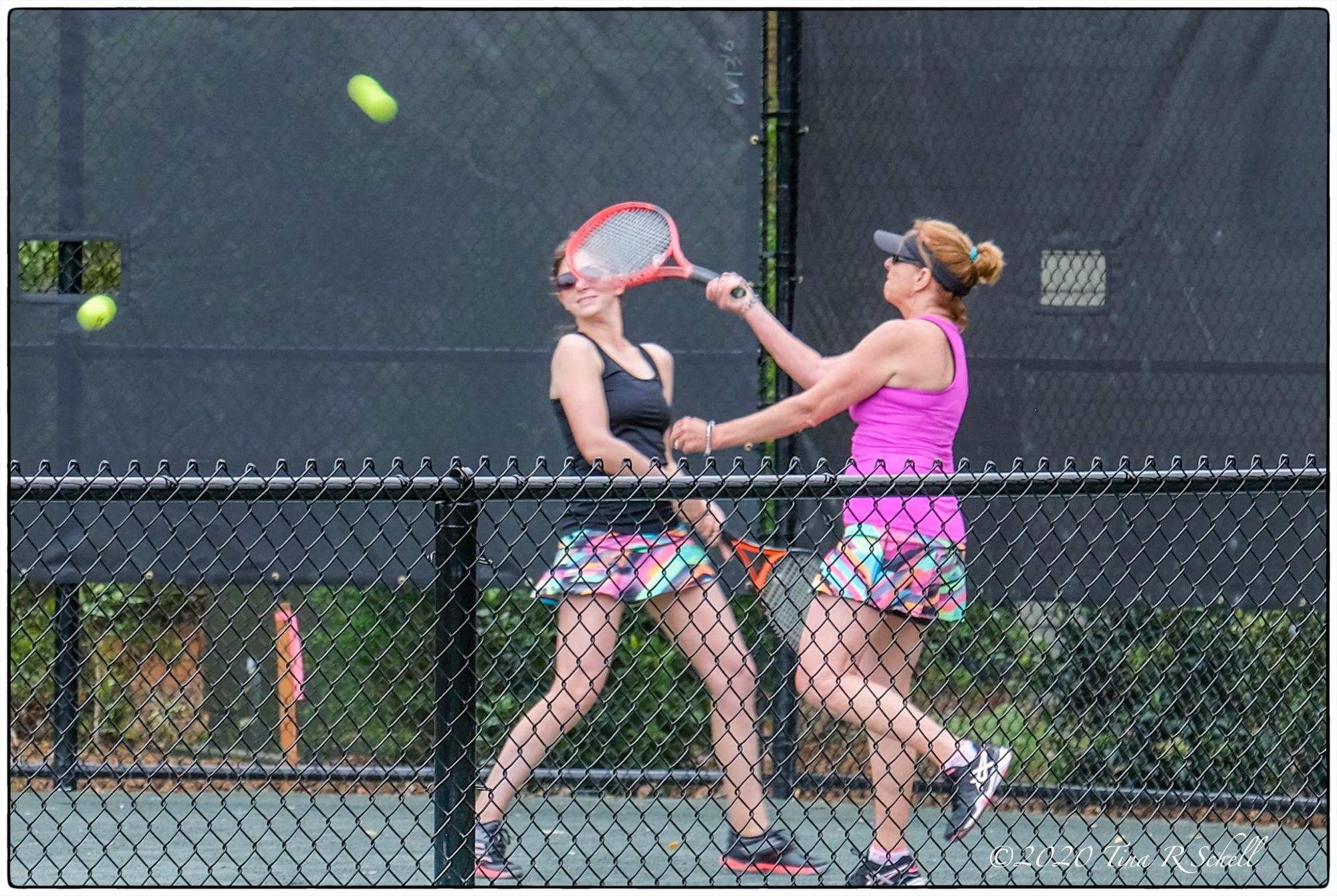 tennis foibles