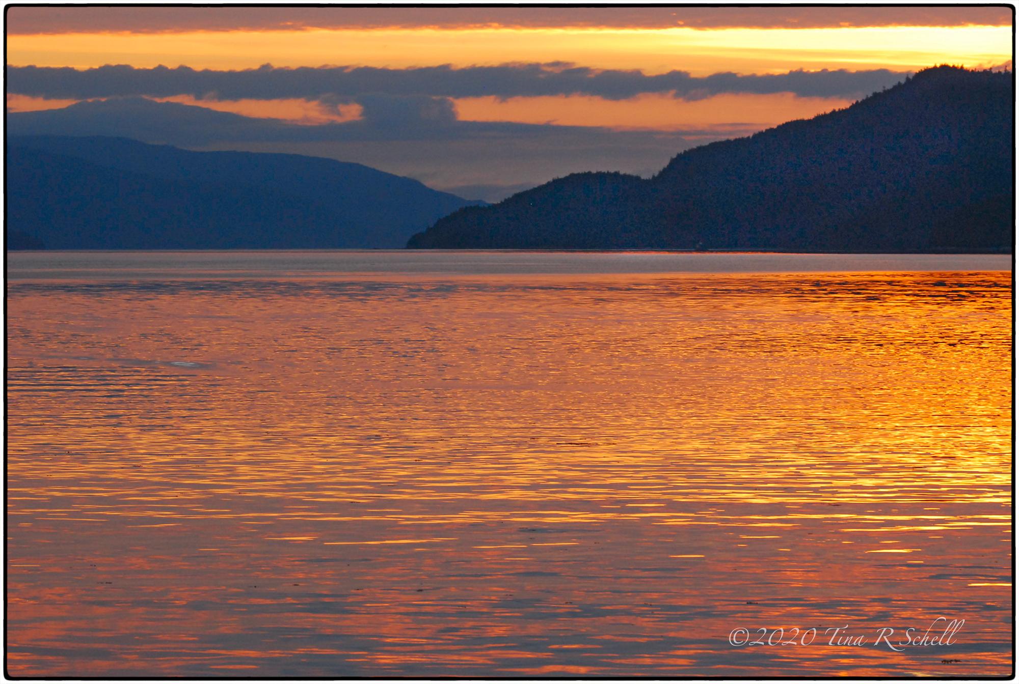MIDNIGHT SUN, ALASKA