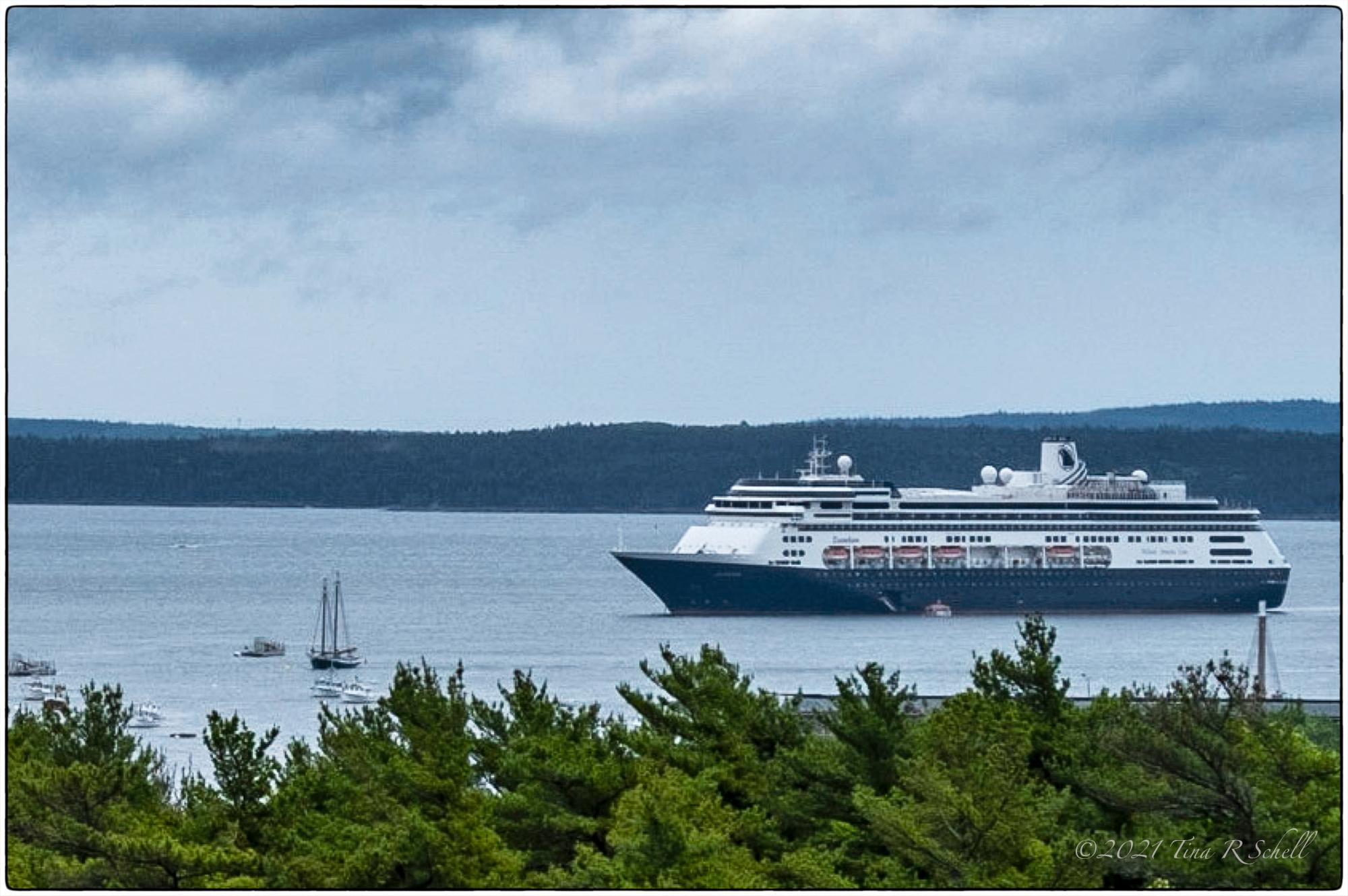 cruise, boat, harbor
